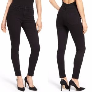 Good American Good Legs High Rise Skinny Jeans